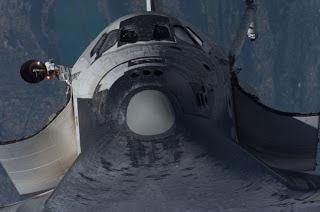 Discovery prepara el regreso a la Tierra