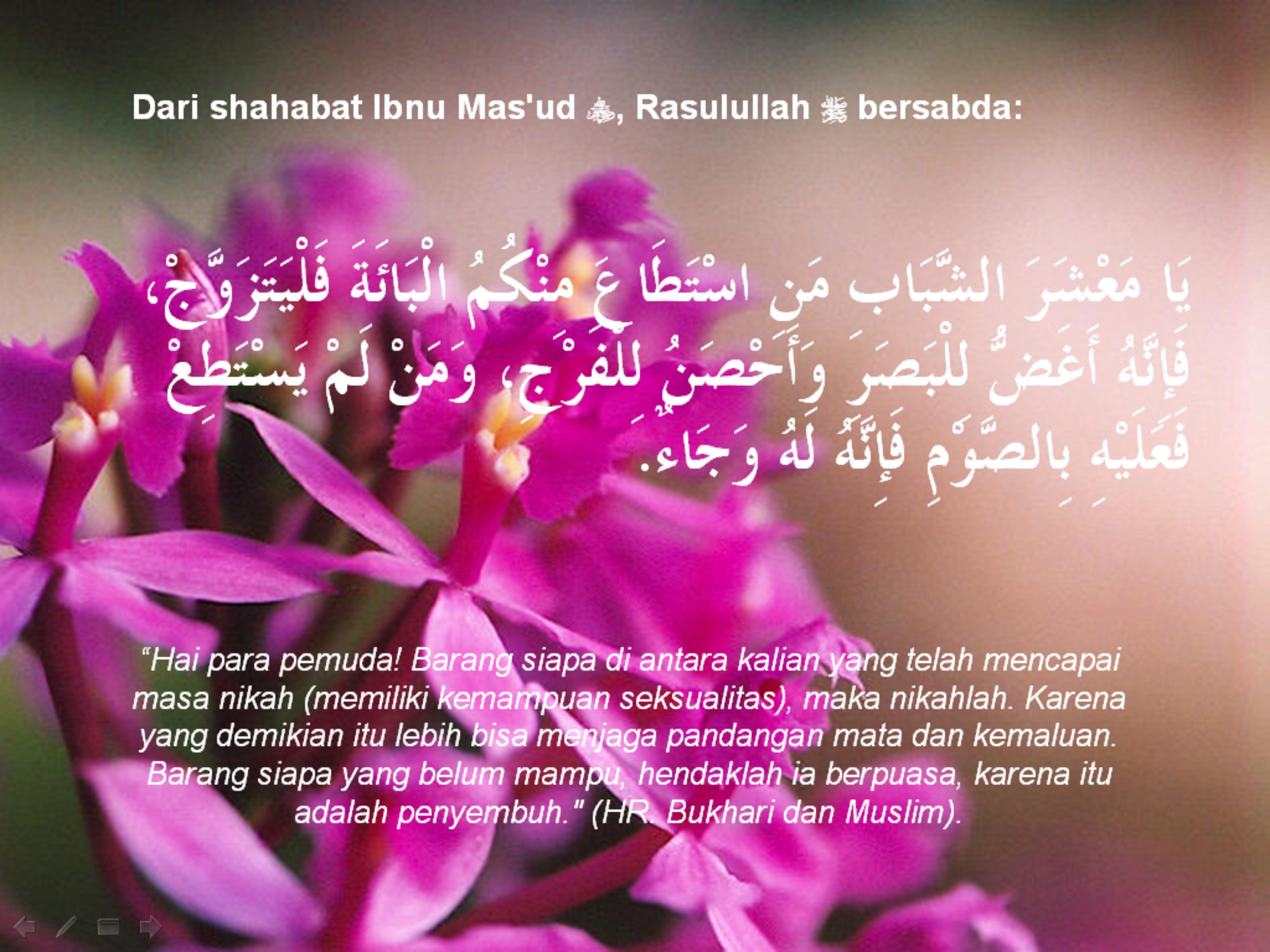 Kata Mutiara Ulang Tahun Pernikahan Islami