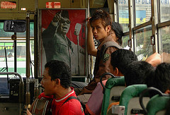 Sukarno lives on in modern day Indonesia