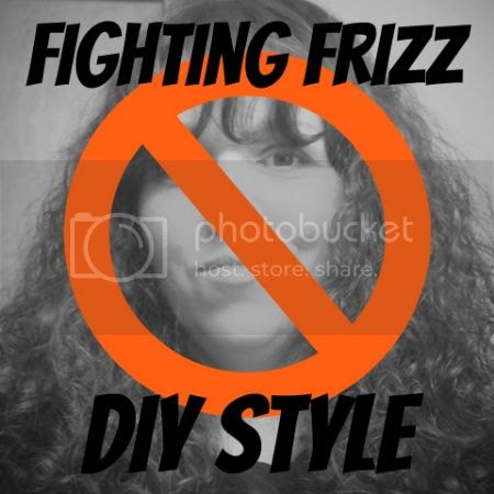 My Very Educated Mother Fighting #Frizz #DIY Style