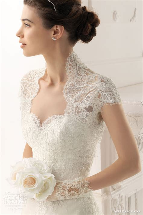 Aire Barcelona 2014 Bridal Collection ? Lace Wedding