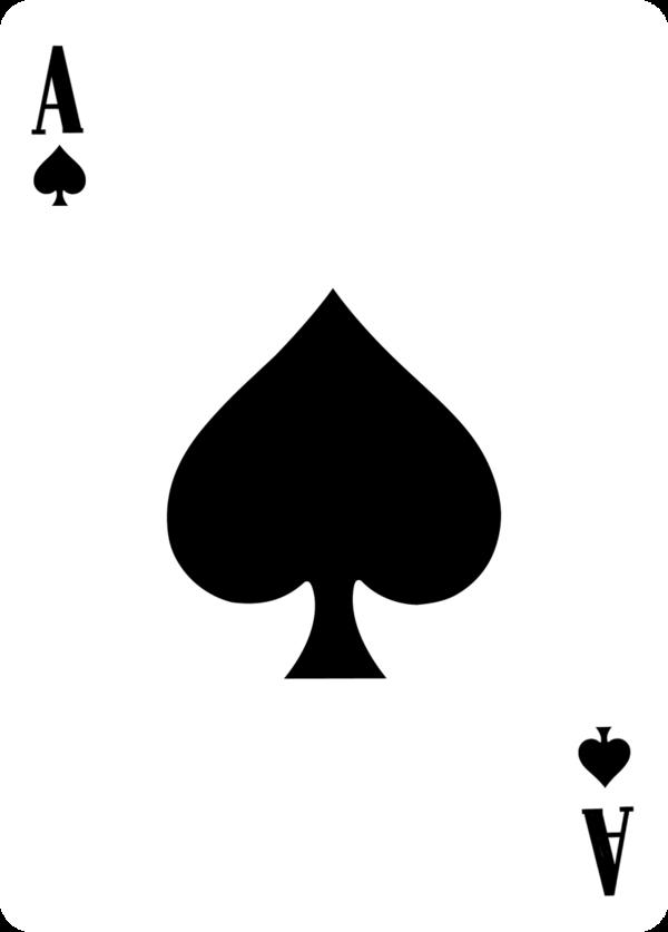Ace Card Png Transparent Ace Cardpng Images Pluspng