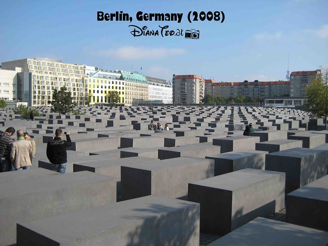 Berlin Holocaust Memorial 01