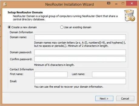 image thumb20 NeoRouter - A Zero Configuration Remote Access & VPN Solution