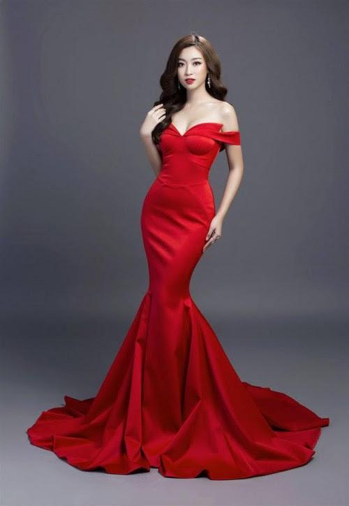 Thật lạ, cứ hễ chung đụng váy áo với Đỗ Mỹ Linh thì loạt người đẹp này bị 'nhấn chìm' ngay lập tức - Ảnh 18.