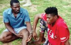 I went into kidnapping to take care of my family – Suspect