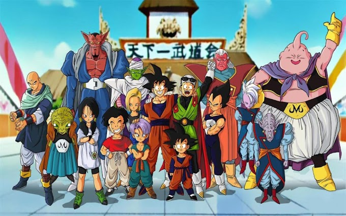 Dragon Ball Z All Seasons Hindi Episodes Download (360p, 480p, 720p, 1080p FHD)
