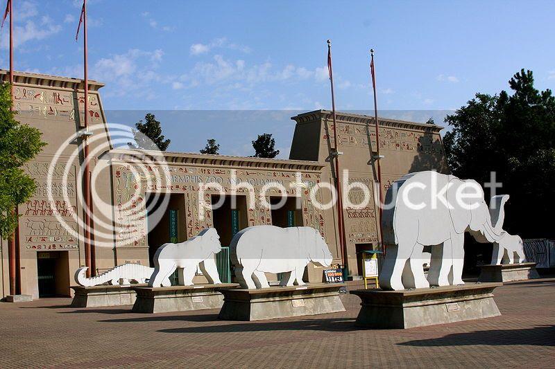 Memphis Zoo Memphis TN