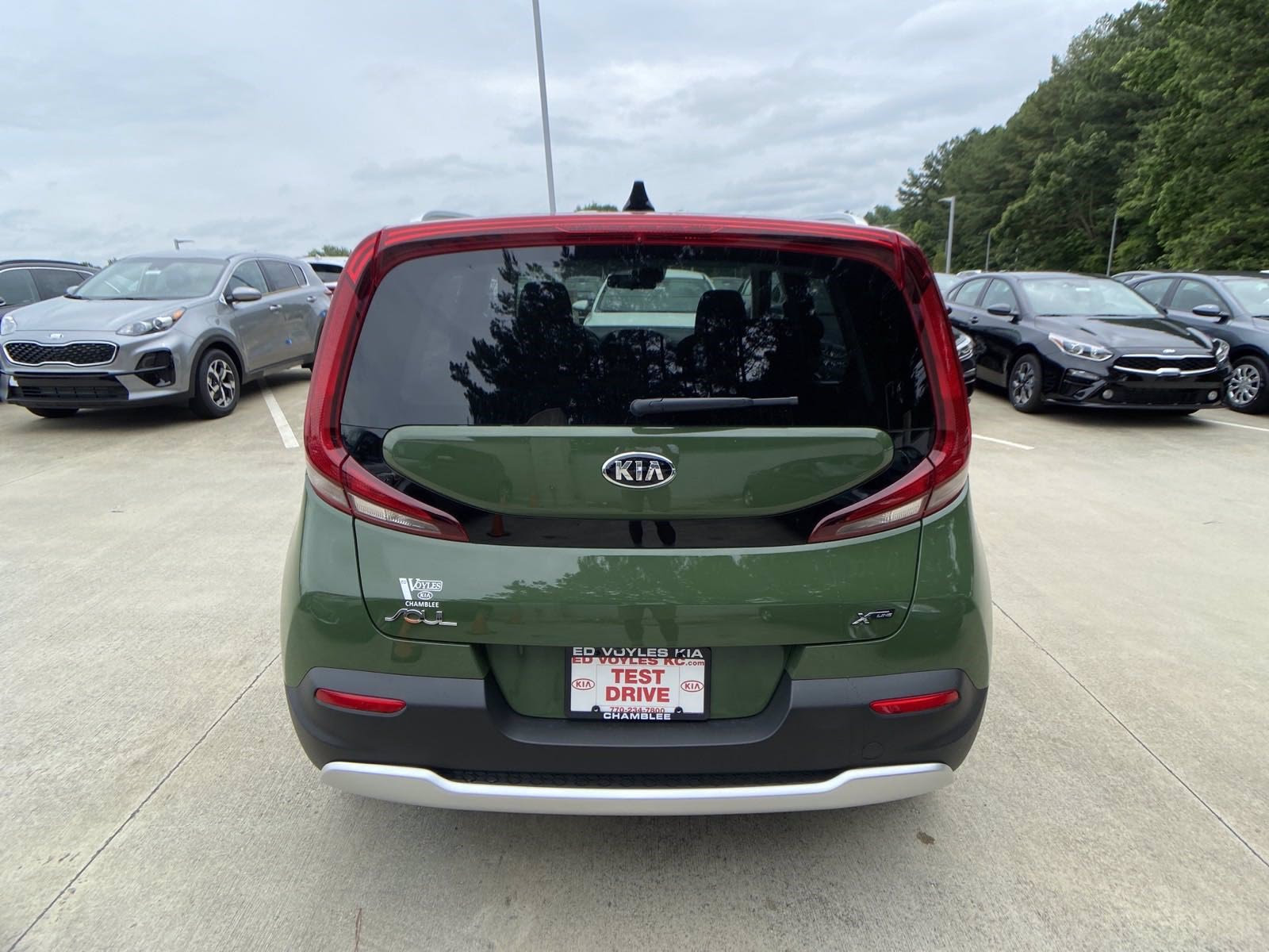 new 2021 kia soul xline hatchback in 608621  ed voyles