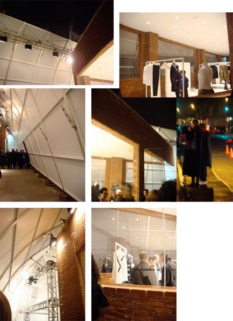 Yohji Yamamoto flagship store opening new york