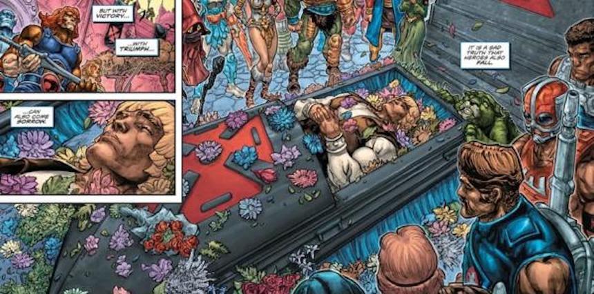 El velorio de He-Man