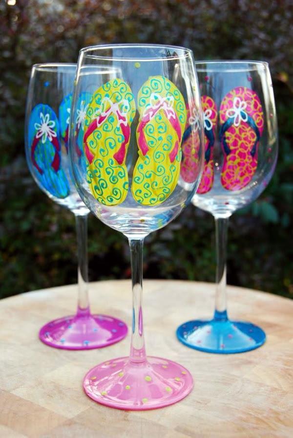 Artistic wine glass painting ideas (15)
