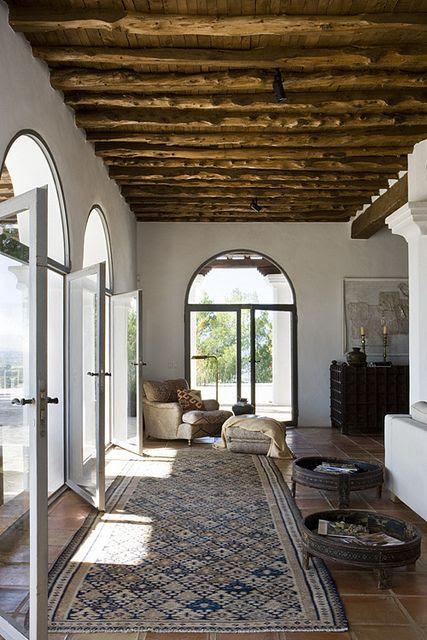 Summer breeze Living room Rug