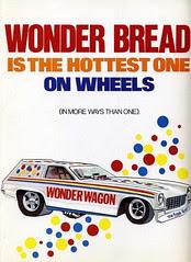 Wonder Bread Promo Folder