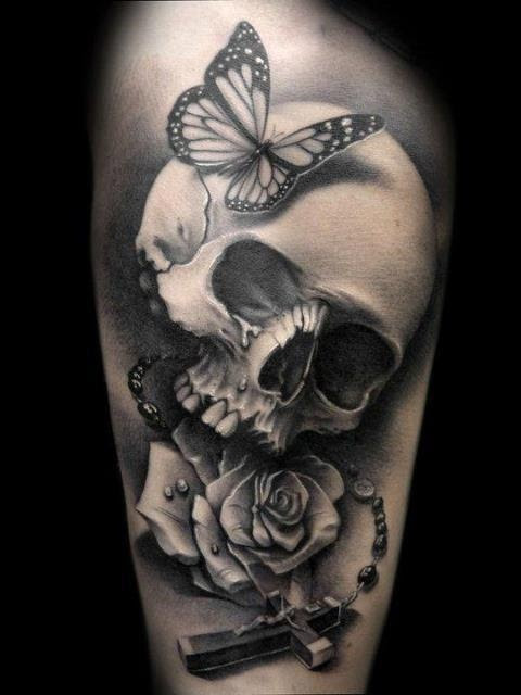 Meaning Of Skull Tattoos
