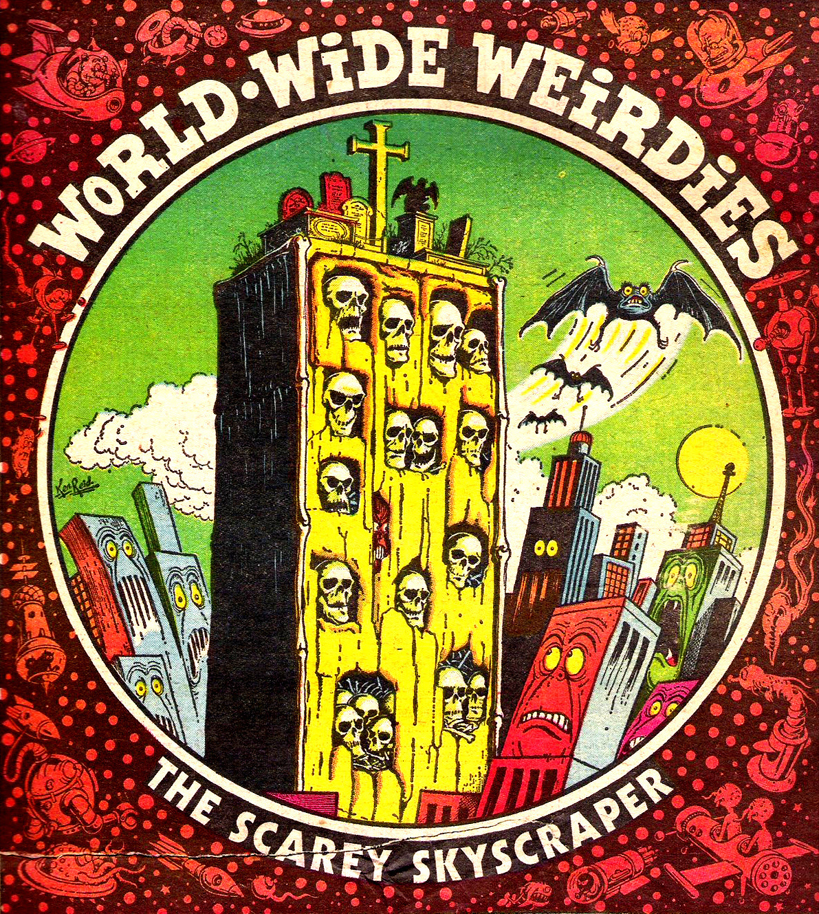 Ken Reid - World Wide Weirdies 60