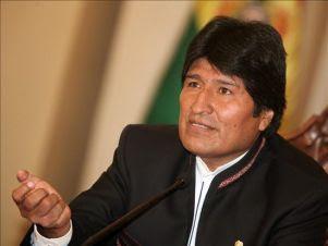 Morales viaja a México para participar en la cumbre del Grupo de Río