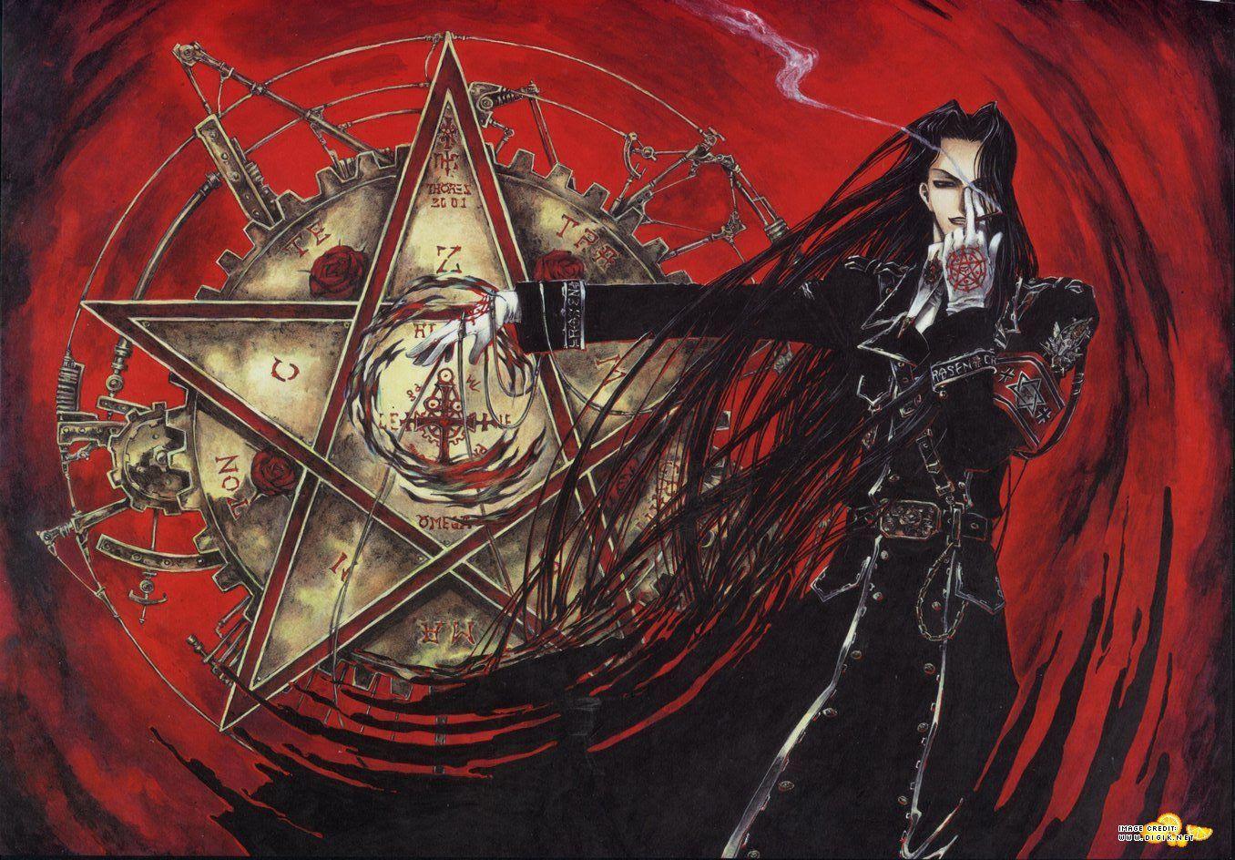 Resultado de imagen para trinity blood