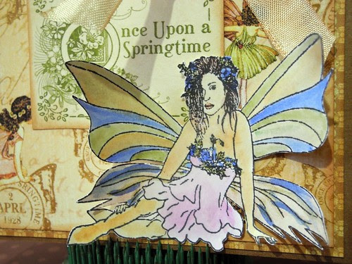 Once Upon a Springtime Fairy Image
