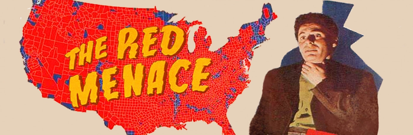 Image result for red scare images