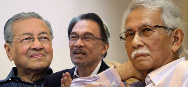 Mahathir-Anwar-Daim