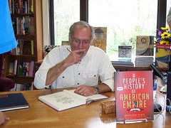 100_4985 Mike Konopacki at Politics and Prose