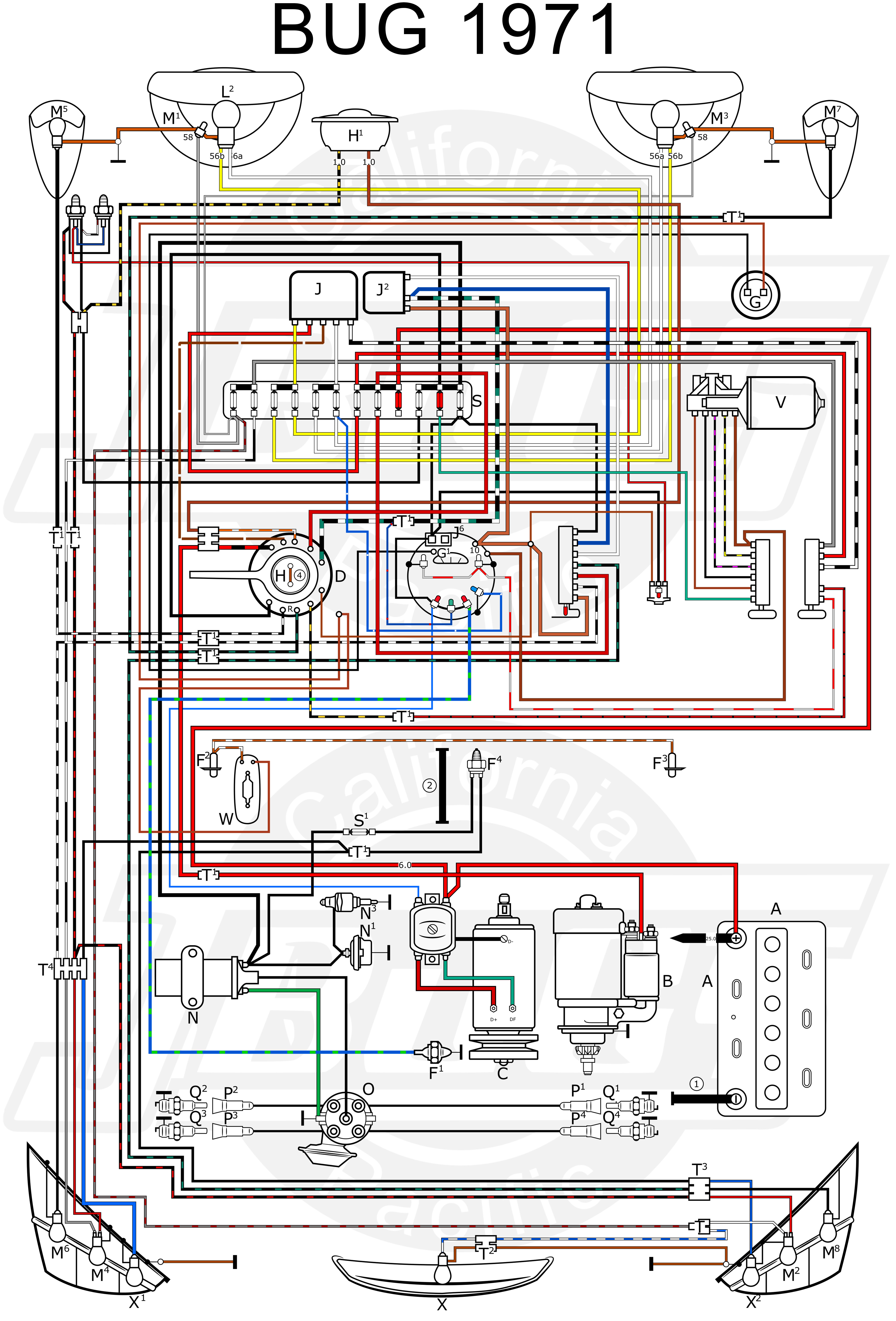 Diagram Basic Light Wiring Diagrams 71 Malibu Full Version Hd Quality 71 Malibu Diagramsreza Csarcheometria It