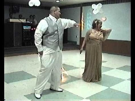 Mom and Son funny wedding dance 4 23 2011   YouTube