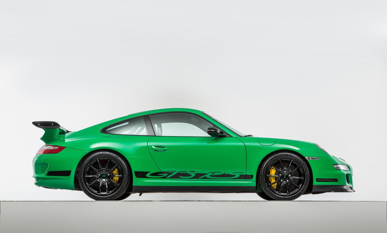 Porsche 911 Gt3 Rs The Octane Collection