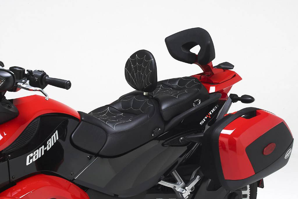 Corbin Motorcycle Seats Accessories Can Am Spyder Rs