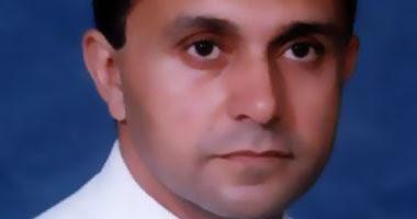 الدكتور حاتم عودة رئيس المعهد القومى للبحوث الفلكية
