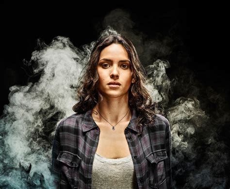 wallpaper emerald city adria arjona tv series
