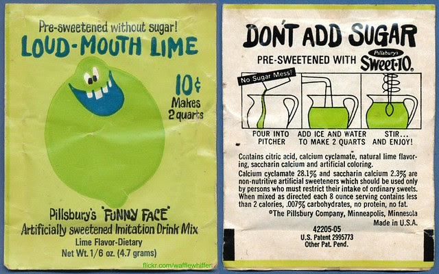 Loud-Mouth Lime - 1965
