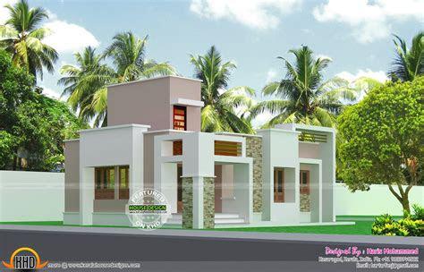 box type  budget home kerala design  floor plans