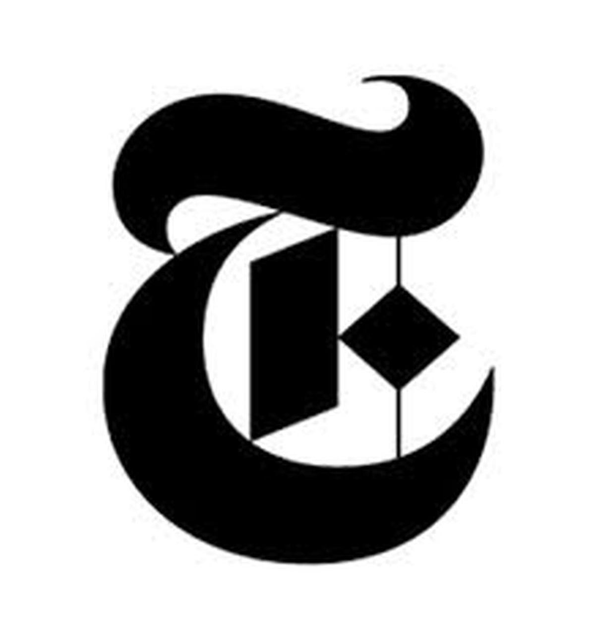Times T logo