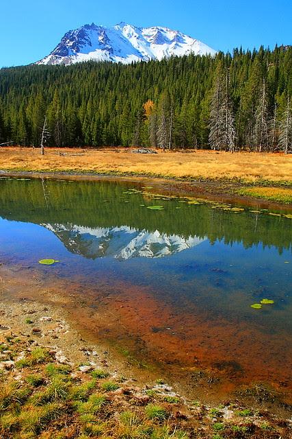 IMG_3657 Hat Lake in Autumn, Lassen Volcanic National Park