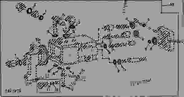 31 John Deere 3010 Parts Diagram