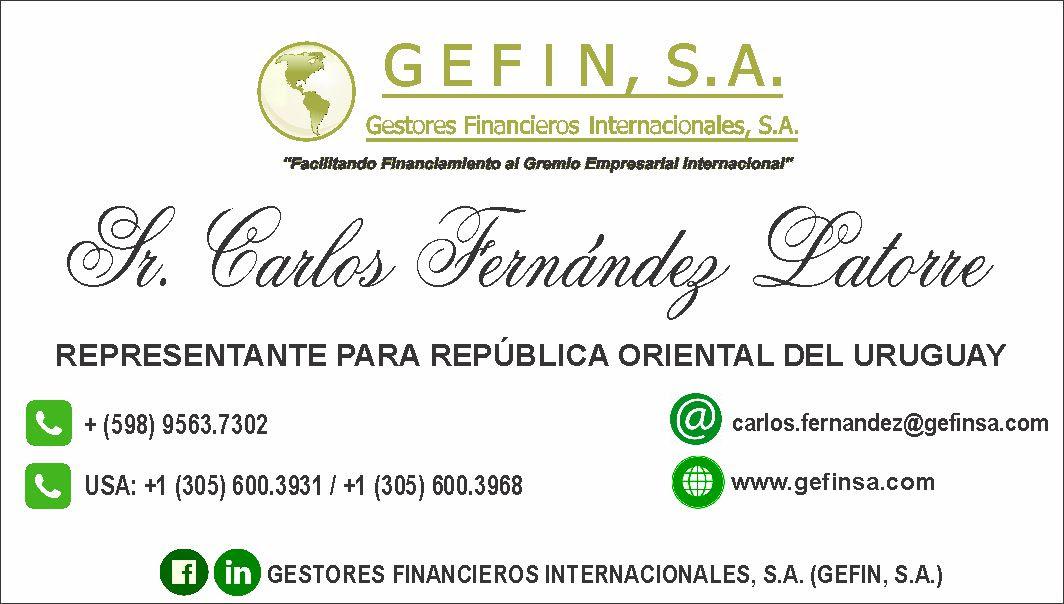 URUGUAY: (CARLOS FERNÁNDEZ)