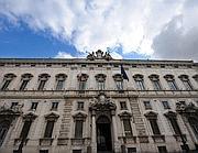 Il Palazzo della Consulta