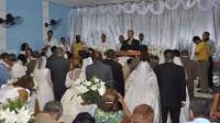 Pastor Silas Malafaia e Associação Vitória em Cristo realizam casamento coletivo em presídios