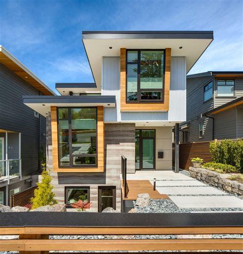 fachadas de casas ideias  inspirar arquidicas