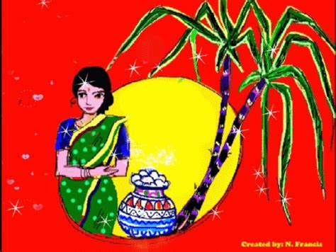 Happy Pongal Wishes! Free Pongal eCards, Greeting Cards