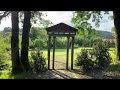 Grădina Ascunsă din Parcul Regal Săvârșin