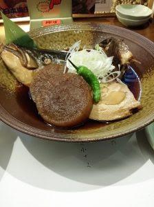 日本海庄や ぶり大根