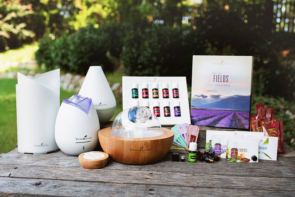 Join the Essential Healthy Living - Young Living Team