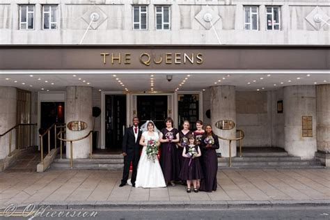 Wedding at Roundhay Methodist Church with reception at The