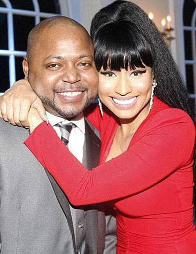 Distanced: While Nicki has severed ties since the verdict, she reportedly made the exception to maker the trip to Nassau County jail because her mother wanted to go