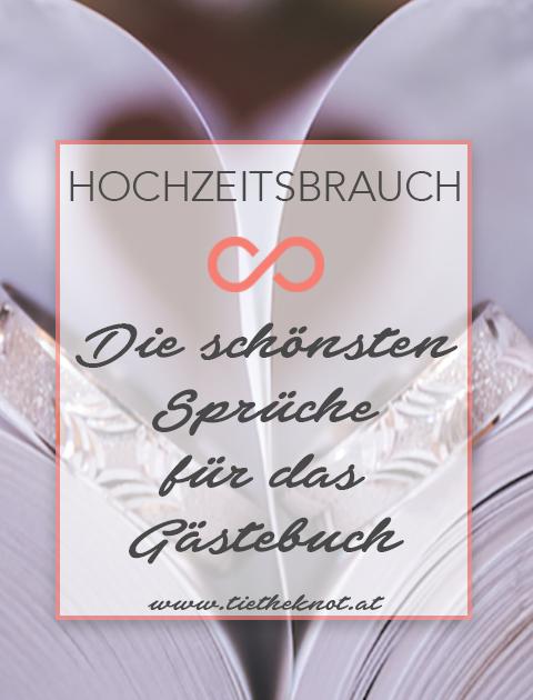 Schoene Sprueche Fuer Gaestebuch Hochzeit