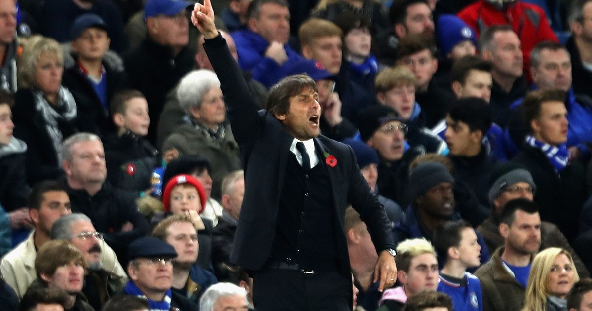 Ruthless Antonio Conte planning major changes to Chelsea squad in January