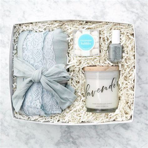 Bridesmaid Gift Box No. 5 #bridal party gifts #bridesmaid